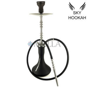Кальян Sky Hookah ( Скай Хука )  Classic ( Колба Craft Matt ) - Черный